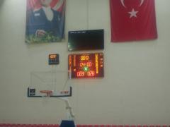 Yıldız Kız Basketbol Takımımızdan Bir Galibiyet Daha