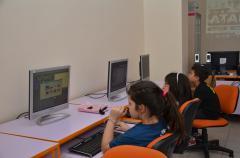 Öğrencilerimiz Bilişim Teknolojileri Dersinde Programlamaya Adım Atıyorlar