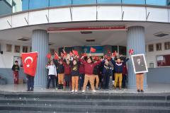 7 Ocak Osmaniye'nin Düşman İşgalinden Kurtuluş Kutlamaları Yapıldı