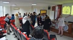 İLİMİZDEKİ İNGİLİZCE ÖĞRETMENLERİNE ELT KONFERANSI