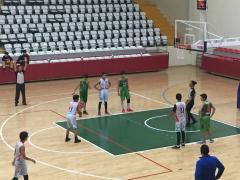 Atabey Koleji - Doğa Koleji Basketbol Müsabakası