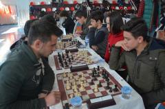 Satranç Yarışmaları Atabey'de