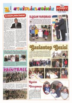2011-2012 Gazetemiz 3. Sayı